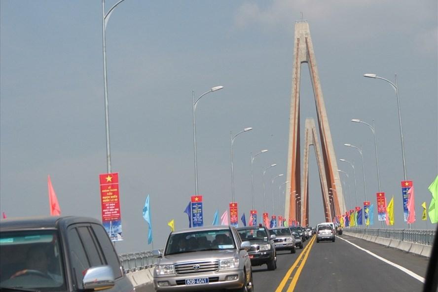 Sẽ khởi công xây dựng cầu Rạch Miễu 2 trong quý IV.2021