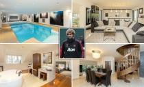 Dinh thự có phòng cắt tóc riêng của cựu danh thủ Manchester United