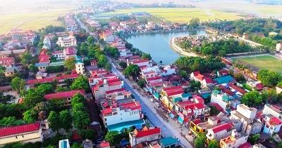 Thanh Hóa: Điều chỉnh, mở rộng quy hoạch chung xây dựng thị trấn Thiệu Hóa