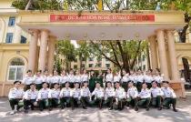 Khoa Thanh nhạc Trường Đại học Văn hóa nghệ thuật Quân đội náo nức ngày lễ tốt nghiệp