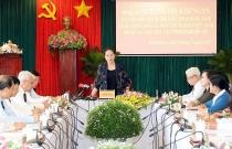 Chủ tịch Quốc hội: Bình Phước chú trọng đổi mới mô hình tăng trưởng