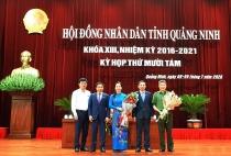 Tân Phó Chủ tịch UBND tỉnh Quảng Ninh từng là phóng viên