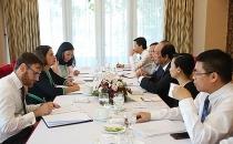 Tăng cường hợp tác với Australia trong xây dựng Chính phủ điện tử