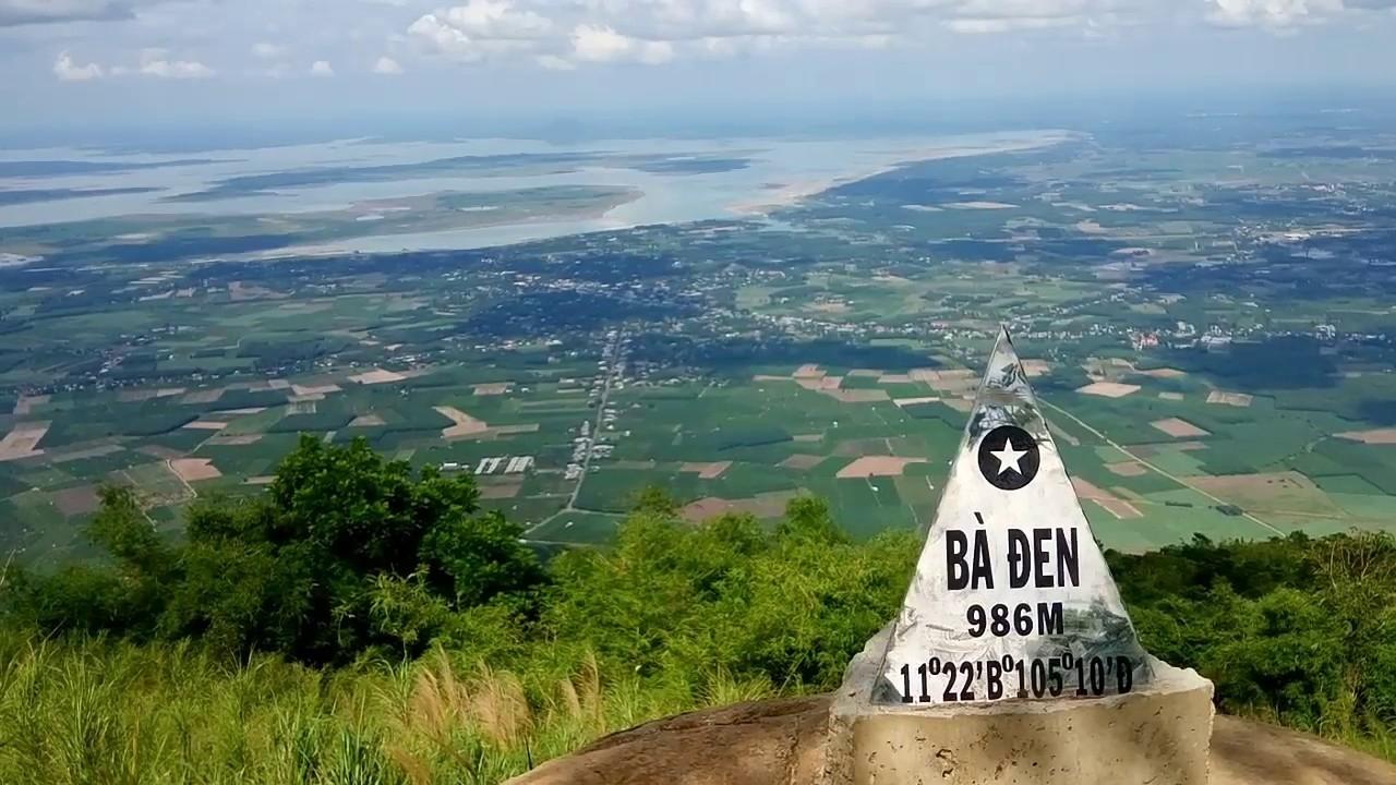 Tây Ninh: Thống nhất quy hoạch 3 khu đô thị mới ven Khu du lịch quốc gia núi Bà Đen