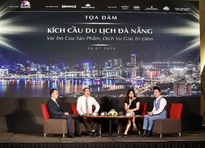 Đà Nẵng: Phát triển kinh tế đêm, kích cầu du lịch