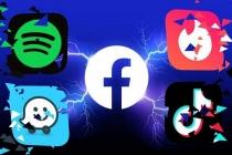 Facebook khiến Tinder, PUBG và hàng loạt app tê liệt