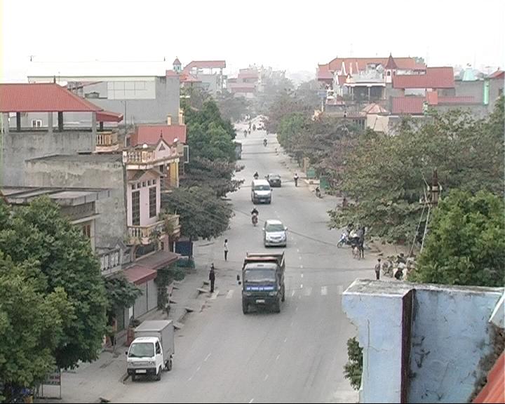 Hải Dương: Huyện Bình Giang đạt chuẩn nông thôn mới