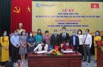 WB tài trợ hơn 6,2 triệu USD giúp Việt Nam ứng phó với Covid-19