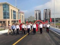 Bắc Giang: Khánh thành hai công trình trọng điểm chào mừng Đại hội Đảng bộ thành phố