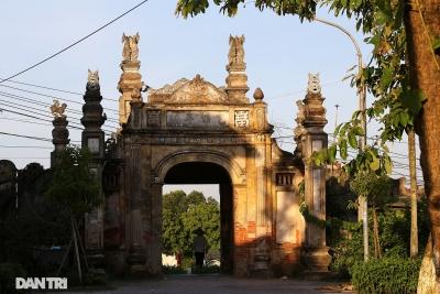 Những cổng làng tuyệt đẹp còn lại ở nông thôn miền Bắc