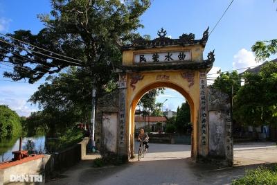 Làng cổ nghìn năm tuổi nổi tiếng giàu có nay là của hiếm ở Hà Nội