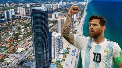 Choáng ngợp với căn hộ hơn trăm tỷ có bể bơi, thang máy cho ô tô của Messi