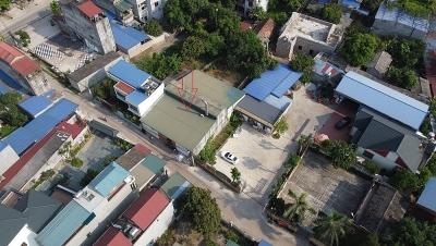 Thái Nguyên: Xưởng sản xuất cơ khí Thái Hà có dấu hiệu xây dựng không phép?