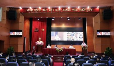 Bộ Văn hóa, Thể thao và Du lịch tổ chức hội nghị trực tuyến sơ kết 6 tháng đầu năm