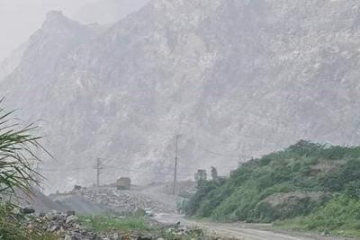Hà Nam: Công an đang điều tra vụ sập mỏ đá của Công ty Cổ phần Xuất nhập khẩu Havico
