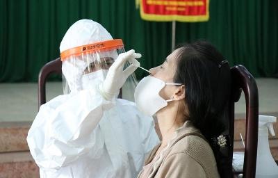 Việt Nam ghi nhận số ca mắc COVID-19 cao kỷ lục trong ngày, 6.194 ca
