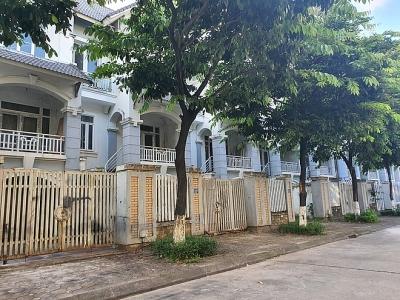 Xuất hiện 2 quận huyện ở Hà Nội có giá biệt thự, liền kề tăng gây choáng
