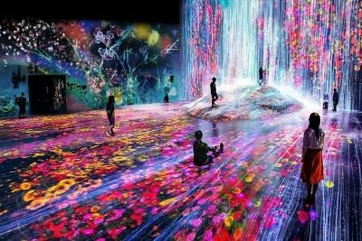 Bảo tàng được ghé thăm nhiều nhất thế giới ở Nhật Bản