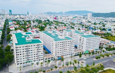 Khánh Hòa: Chương trình Nhà ở xã hội giai đoạn 2016-2020, nhiều tồn tại, hạn chế cần được khắc phục