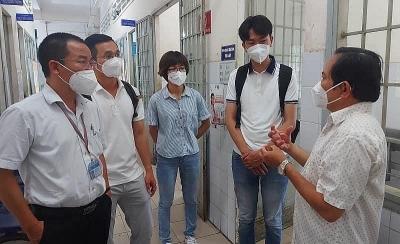 Đồng Nai chuẩn bị ứng phó với tình huống xấu: 7 Bệnh viện dã chiến và 350 giường hồi sức