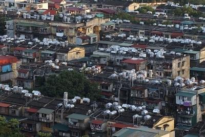 Hà Nội dự kiến chi 500 tỷ đồng tổng kiểm tra toàn bộ chung cư cũ