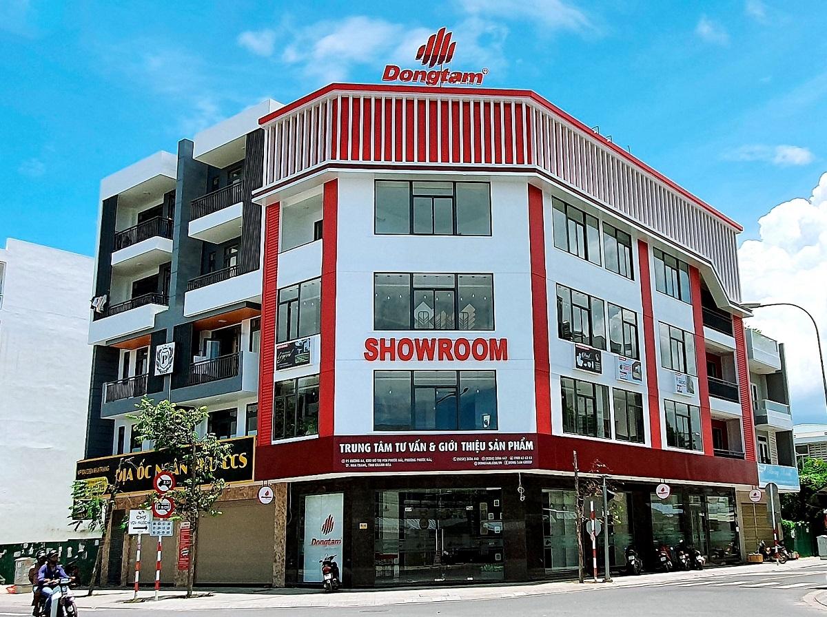 Đồng Tâm Group khai trương trung tâm giới thiệu sản phẩm mới tại Nha Trang