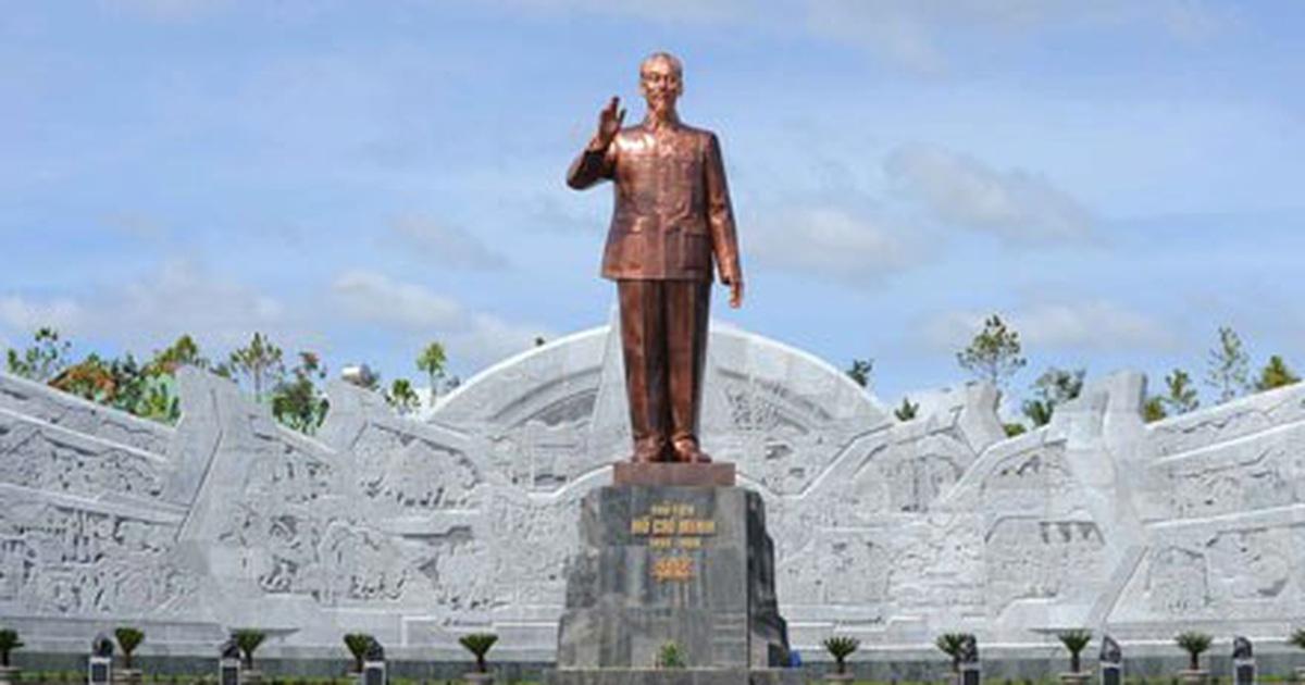 Phú Quốc: Đầu tư 353 tỷ đồng xây dựng quảng trường trung tâm và tượng đài Bác Hồ