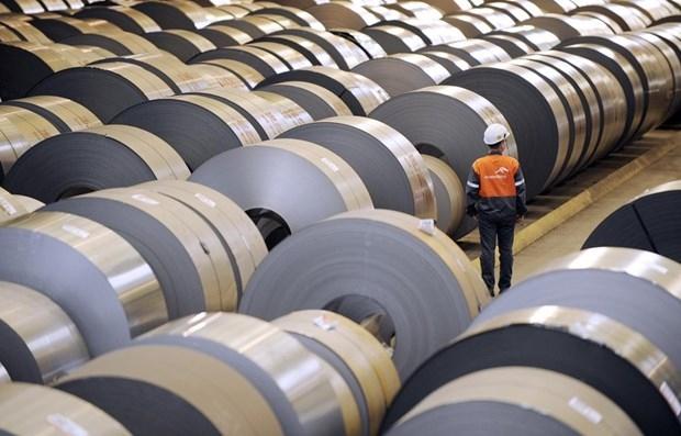 Tiếp nhận hồ sơ chống bán phá giá với thép không gỉ cán nguội