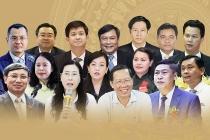 Chân dung 15 bí thư tỉnh ủy thế hệ 7X