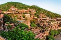 Khách sạn hạng sang được xây dựng từ phế tích cổ