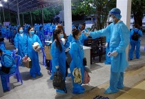 Việt Nam tiếp tục không ghi nhận ca mắc COVID-19 mới trong sáng 15/9