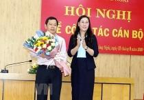 Ông Đặng Văn Minh được bầu giữ chức vụ Chủ tịch UBND tỉnh Quảng Ngãi