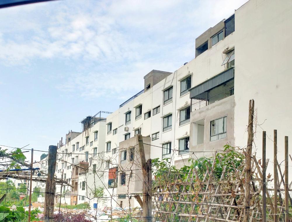 Tây Hồ (Hà Nội): Hàng loạt công trình vi phạm trật tự xây dựng tại phường Xuân La
