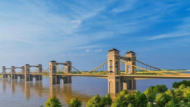 """Hà Nội sắp xây dựng 5 cây cầu bắc qua sông Hồng và những kỳ vọng """"cú hích"""" phát triển kinh tế"""