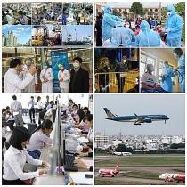 Chỉ đạo, điều hành của Chính phủ, Thủ tướng Chính phủ nổi bật tuần từ 14-18/9