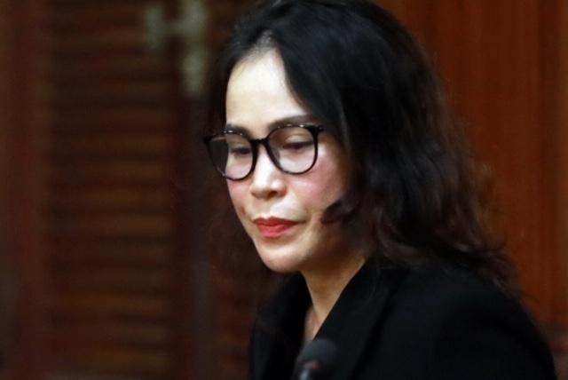 Xét xử ông Nguyễn Thành Tài cùng đồng phạm: Bị cáo Lê Thị Thanh Thúy nói Cơ quan điều tra không ghi nhận lời khai của mình
