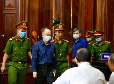 """Bị cáo Nguyễn Thành Tài """"Tôi không bao giờ đi ngược lại lợi ích của nhân dân"""""""