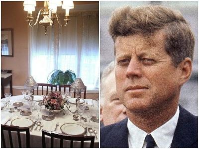 Ngôi nhà thuở nhỏ của các tổng thống Mỹ