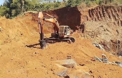 Phú Yên đấu giá 41 mỏ khoáng sản làm vật liệu xây dựng thông thường