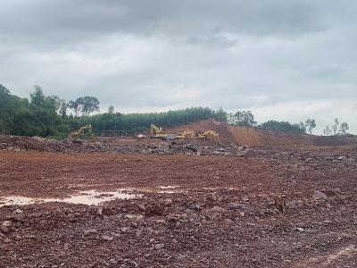 Bắc Giang: Phê duyệt kế hoạch đấu giá 4 khu vực mỏ làm vật liệu xây dựng