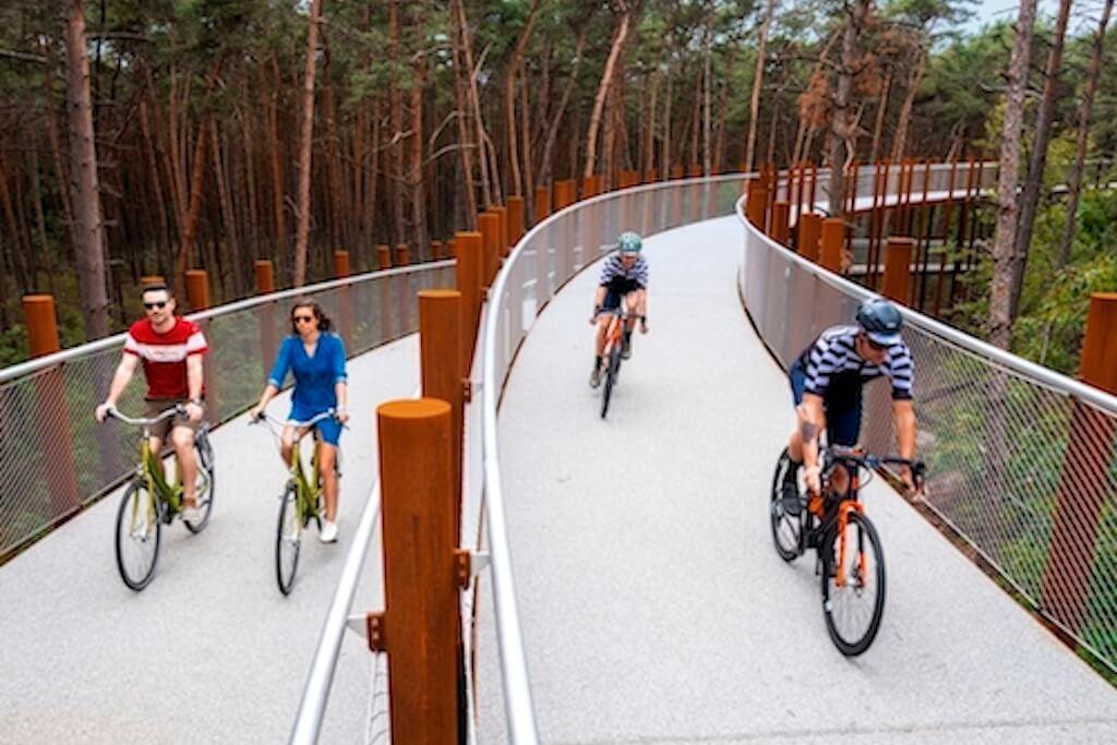 Bỉ sẽ xây dựng đường cao tốc dành cho xe đạp