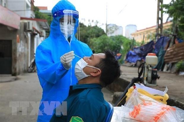Trưa 23/9: Hà Nội ghi nhận 5 ca COVID-19 tại khu phong tỏa, cách ly