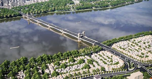 Cầu Trần Hưng Đạo phải có kiến trúc hiện đại, công nghệ xây dựng tiên tiến, gắn với văn hóa Hà Nội