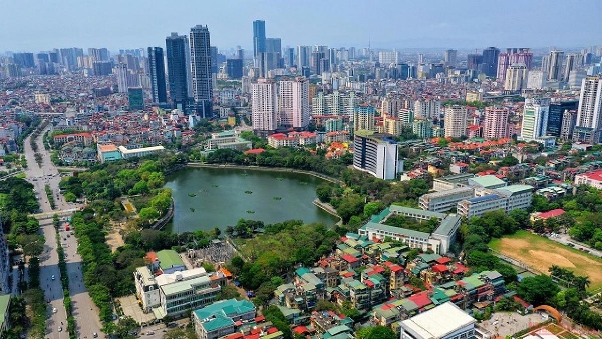 Hà Nội: Kinh tế 8 tháng đầu năm duy trì tăng trưởng