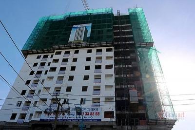 Khởi tố vụ chung cư cấp phép 20 tầng, chủ đầu tư vẫn bán đến tầng 26