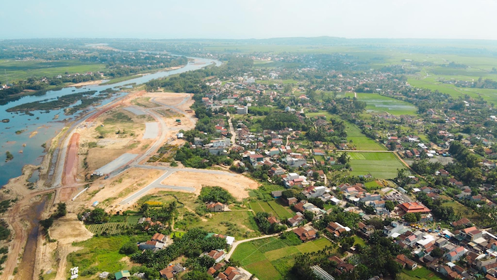 Quảng Ngãi: Thanh tra Dự án kè và khu dân cư Nam Sông Vệ
