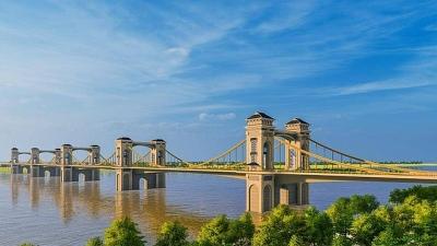 Hà Nội: Lại đồng ý cho thi tuyển phương án kiến trúc cầu Trần Hưng Đạo