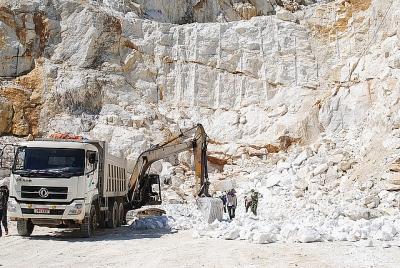 Đá vôi, dolomite xuất khẩu làm vật liệu xây dựng cần những điều kiện gì?