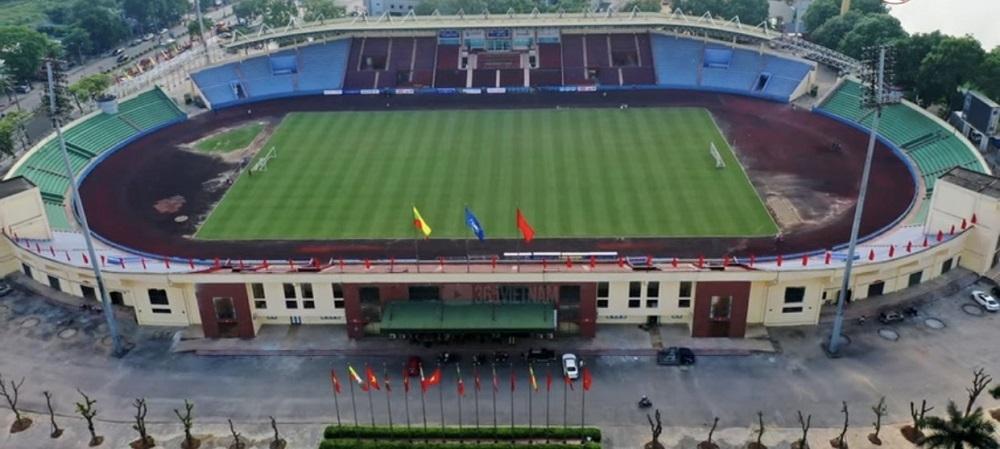 Phú Thọ: Sân vận động Việt Trì được đầu tư thêm 25 tỷ đồng nhằm phục vụ SEA Games 31