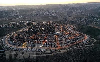 Palestine lên án kế hoạch xây dựng mới của Israel tại Bờ Tây